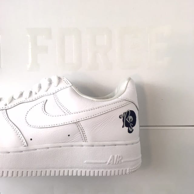 Nike Air Force A 1 'Roc A Force Fella' Beamhill d9f3f0