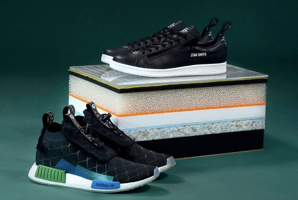 9dfbf3ebc63a2 adidas Consortium joins forces with Japanese Mita with their takes on NMD  TS1 PKI   Stan Smith