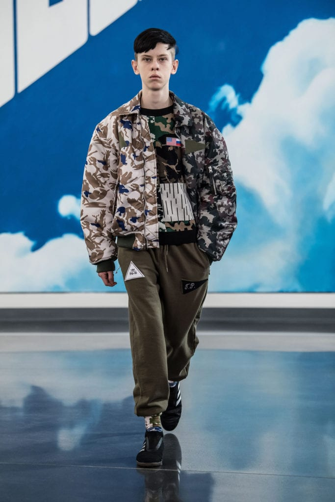 Gosha Rubchinskiy: Drop Two from FW18 available in store