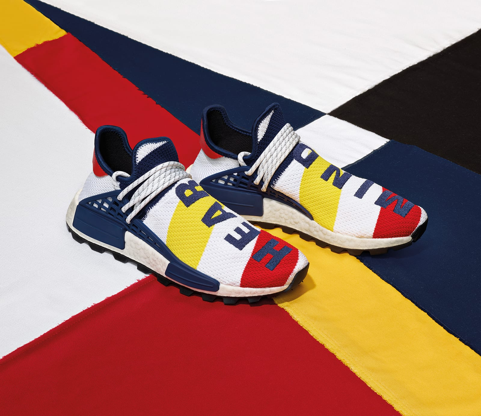 1937999383f45 For FW18 adidas Originals and Billionaire Boys Club draw on archive  collegiate detailing for inspiration. Taking cues from the striped motifs  found ...