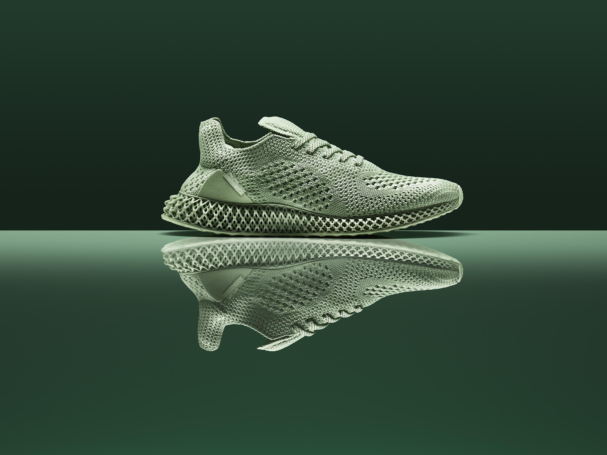 f4dd451c0bd0b9 adidas Originals and Daniel Arsham reveal the  FUTURE ARSHAM 4D   silhouette