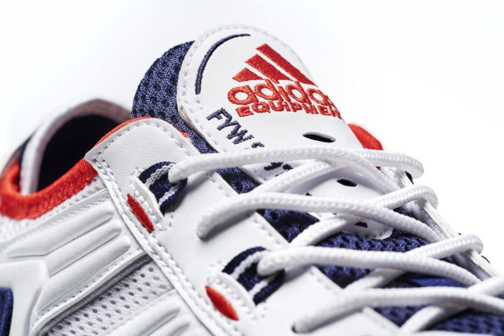 49842d037 When it first appeared in 1997, the FYW S-97 was the first running shoe to  utilize adidas' Feetyouwear technology. This innovative design principle  was ...