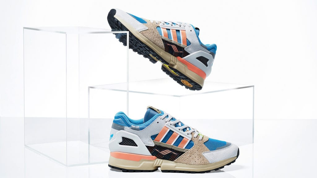 wholesale dealer 77d53 b96cb adidas Consortium ZX 10000C. jasubeamhill.fi on February 20, 2019