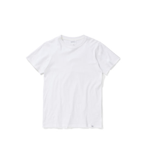 Norse Projects NIELS STANDARD T-SHIRT, White