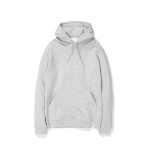 Norse Projects VAGN CLASSIC HOOD, Light Grey Melange