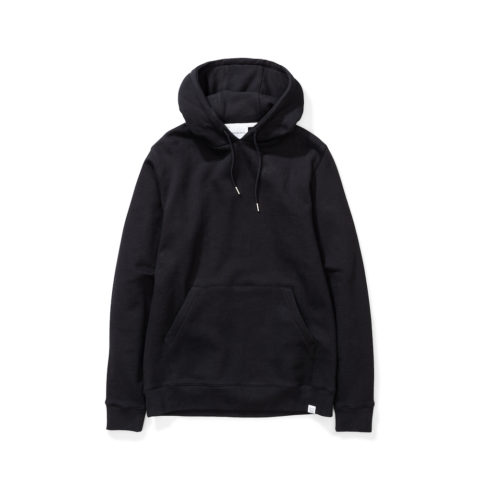 Norse Projects VAGN CLASSIC HOOD, Black