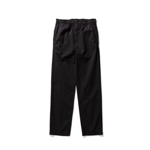 Norse Projects EVALD WORK PANTS, Black