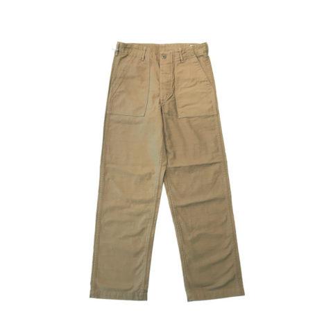 orSlow US ARMY FATIGUE PANTS, Khaki