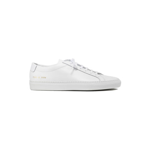 Common Projects ACHILLES LOW, White