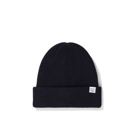 Norse Projects NORSE BEANIE, Dark Navy
