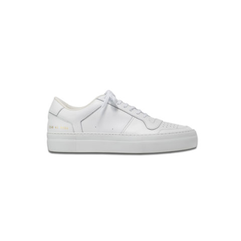 Common Projects BBALL LOW, White