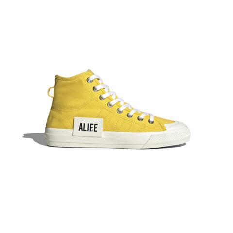 Adidas Originals NIZZA HI ALIFE, Wonder Glow