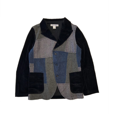 CDG Shirt COTTON MIX BLAZER, Multi