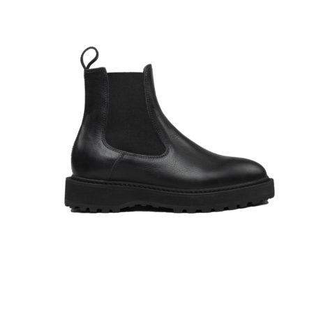 Diemme ALBERONE, Black Leather
