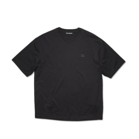 Acne Studios RELAXED FIT T-SHIRT, Black