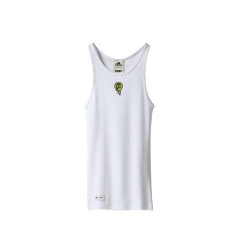 Adidas Originals  032C TANK TOP, White