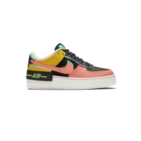 Nike WMNS AIR FORCE SHADOW SE, Multicolor