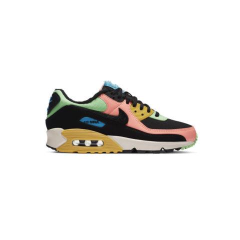 Nike WMNS AIR MAX 90 PREMIUM, Multicolor