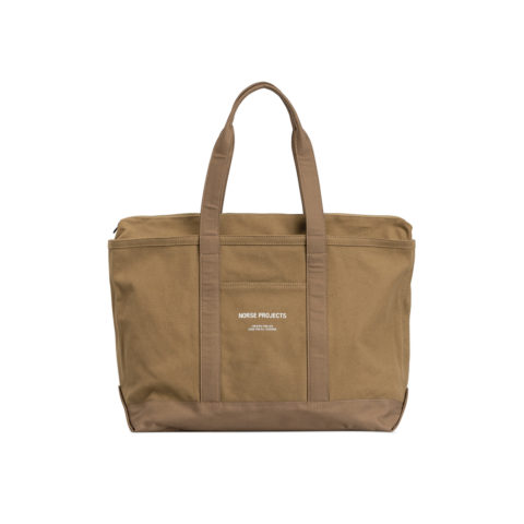 Norse Projects STEFAN CANVAS BAG, Duffle