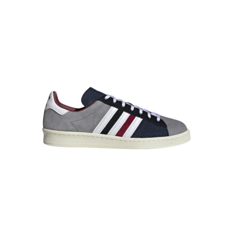 Adidas Originals CAMPUS 80s, Burgundy Navy