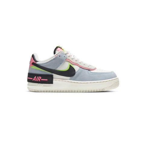 Nike W AIR FORCE 1 SHADOW, Sail/Sunset Pulse