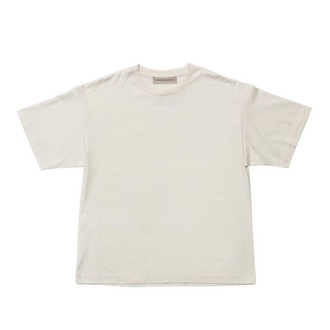 Adnym Atelier LINE TEE, Almost White