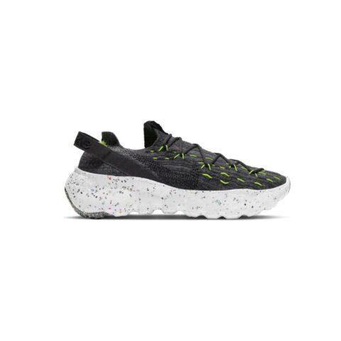 Nike SPACE HIPPIE 04, Black/Volt/White/Black
