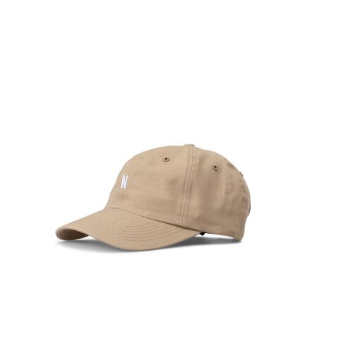 Norse Projects TWILL SPORTS CAP, Utility Khaki