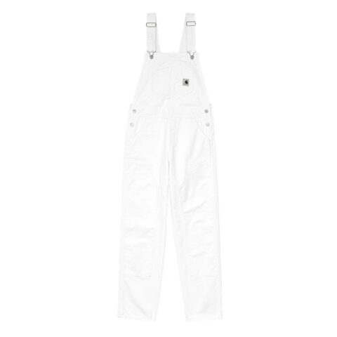 Carhartt WIP W' SONORA OVERALL, White