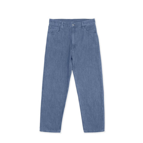 Non RELAXED JEAN, Washed
