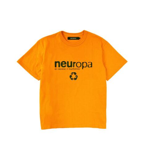 MISBHV NEUROPA T-SHIRT, Orange