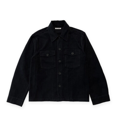 Our Legacy EVENING COACH JACKET, Black