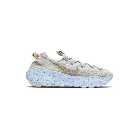 Nike SPACE HIPPIE 04, Summit White/Multicolor