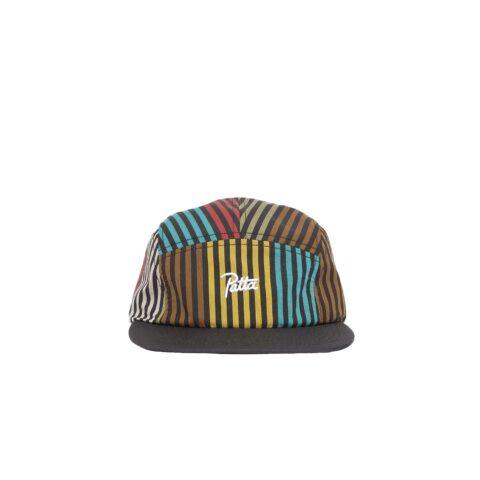 Patta DUB STRIPE CAMP CAP, Multi