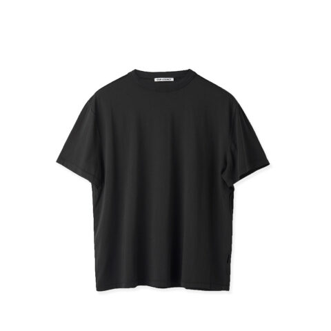 Our Legacy NEW BOX T-SHIRT, Black Clean Jersey