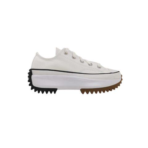 Converse RUN STAR HIKE LOW TOP, White/Black/Gum