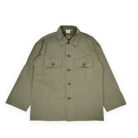 Orslow TROOPER FATIGUE SHIRT, Army Green